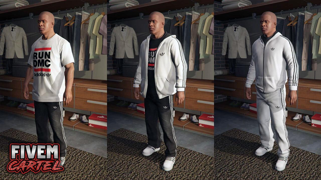 adidas outfit for FiveM custom made