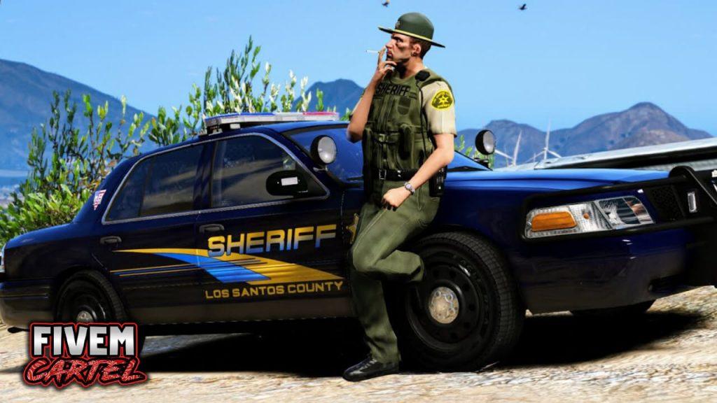 FiveM Sherrif police