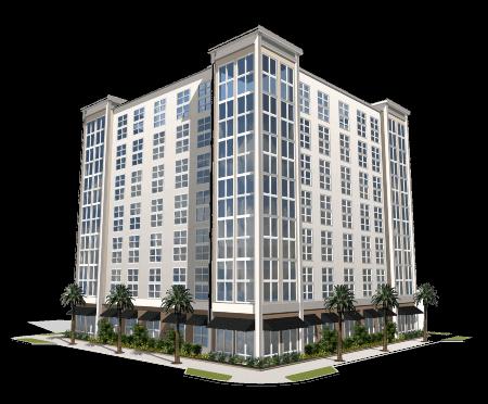 apartment building in FiveM RP