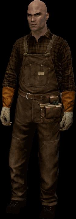 FiveM mechanic worker