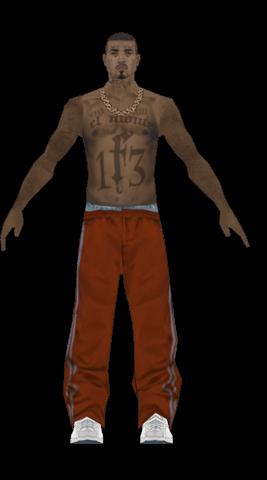 FiveM prisoner character